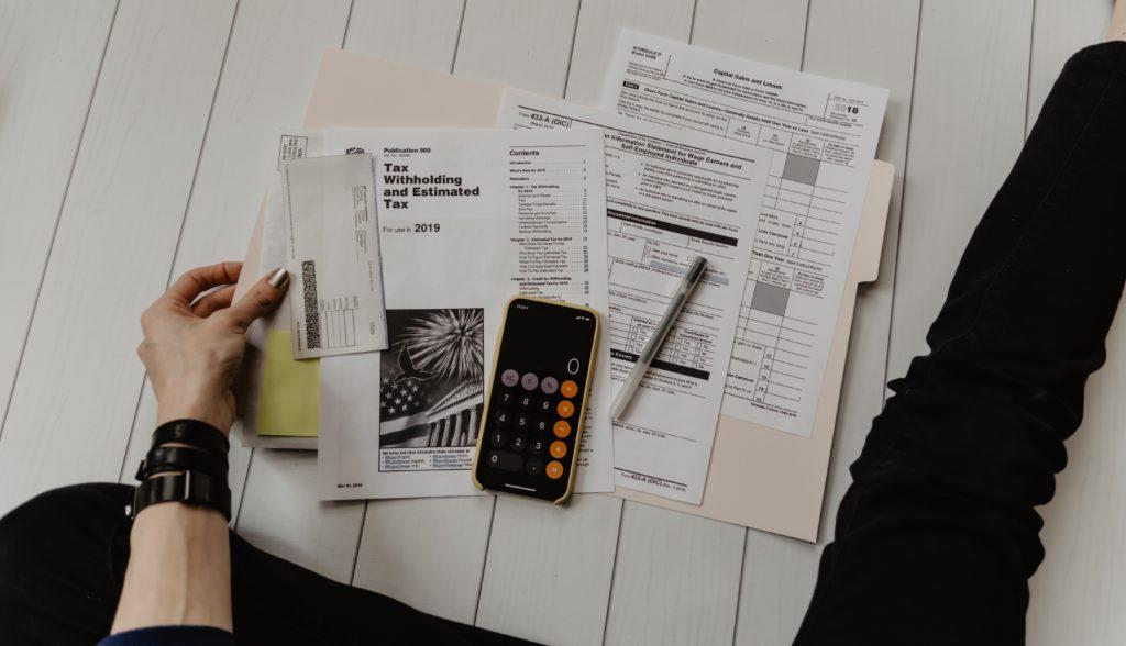 kalkulere gjeld