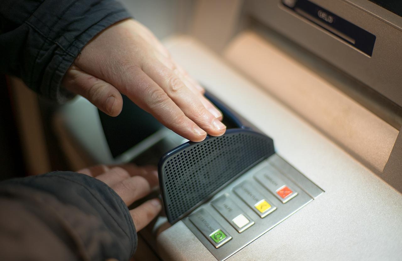 kontantuttak minibank